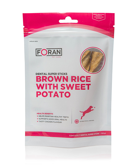 Brown Rice and Sweet Potato